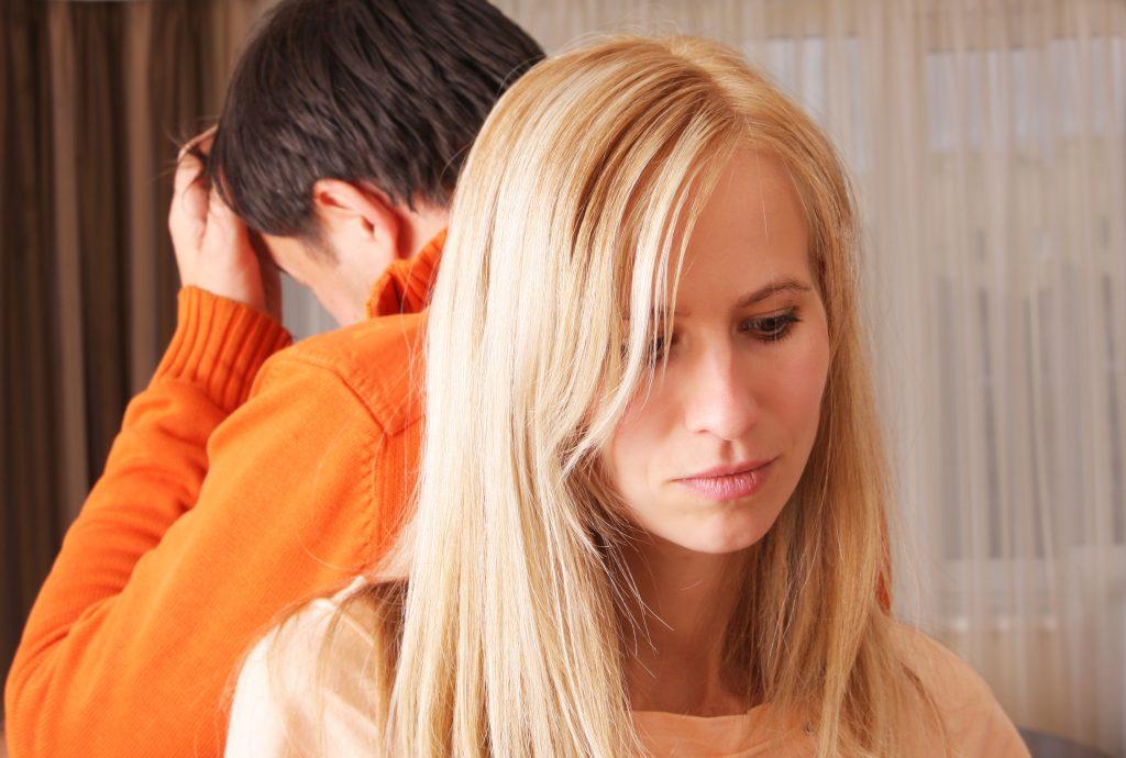 skilsmisse og parterapi
